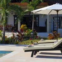 Holiday villa with pool in North Bali