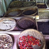 In Bali you can buy the best herbs and spices.