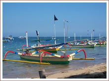 Catch a tuna or barracuda on the Bali sea with local fishermen.