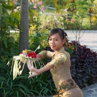 Bali has many traditions.