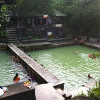 In Bali, you can visit the spa and enjoy the hot springs.