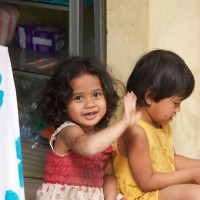 Children of Bali.
