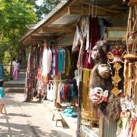 Visit one of the many great markets in Bali.