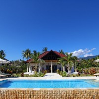 Bima Sena villa with pool on Bali.